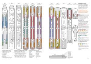 Deckplan Eurodam