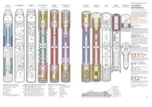 Deckplan Nieuw Amsterdam