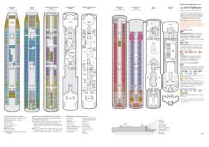 Deckplan Rotterdam