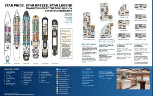 Deckplan Star Legend