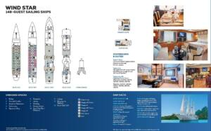 Deckplan Wind Star